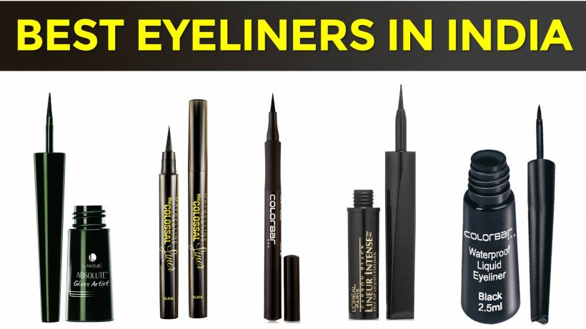 10 Best Eyeliners in India with Price