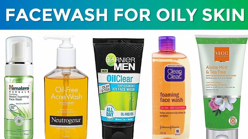 best oil free face wash for acne prone skin