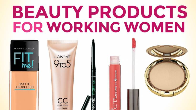 10 Essential Beauty Products for Working Women