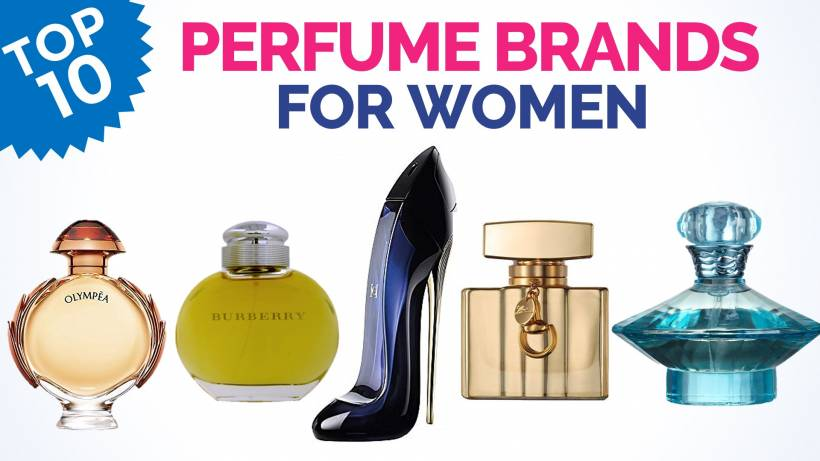 10 International Perfume Brands for Women in India | Most Complimented & Long Lasting Fragrances for Women