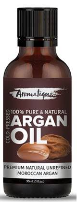 Aromatique Argan Moroccan Cold Pressed Organic Essential Oil 15ml
