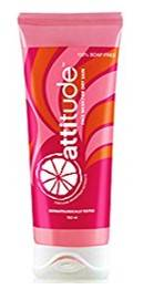 Attitude Face Wash For Dry Skin 100ml