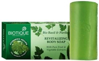Biotique Basil And Parsley Soap 150gm