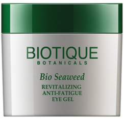 Biotique Bio Seaweed Revitalizing Anti Fatigue Eye Gel 15G
