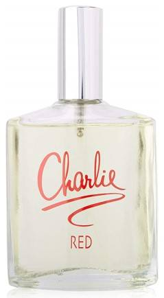 Charlie Red By Revlon For Women Eau De Toilette Spray 3 4 Ounce