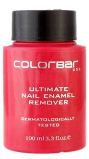 Colorbar Ultimate Nail Enamel Remover 100ml