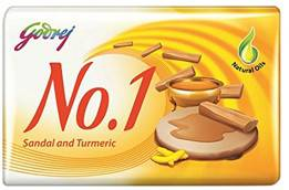 Godrej No 1 Sandal And Turmeric 125gm