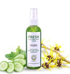 Greenberry Organics Fresh Cucumber Mint Toner 100ml