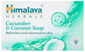 Himalaya Herbals Cucumber And Coconut Soap 125gm