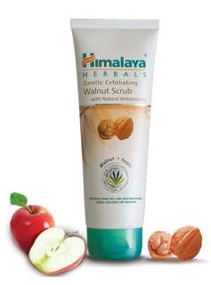 Himalaya Herbals Gentle Exfoliating Walnut Scrub 100gm