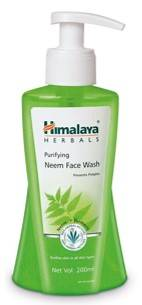 Himalaya Herbals Neem Face Wash 200ml