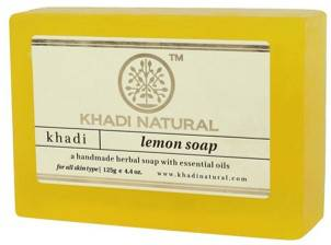 Khadi Natural Pure Gentle Soap 125gm