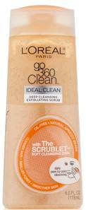 L Oreal Go360 Exfoliating Scrub 178ml