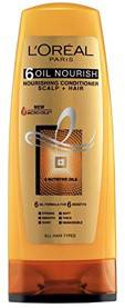 L Oreal Paris 6 Oil Nourish Conditioner Scalp And Hair 175ml