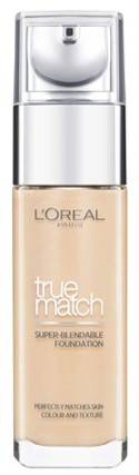 L Oreal Paris True Match Liquid Foundation D3W3 Golden Beige 30ml