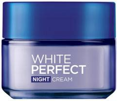 L Oreal Paris White Perfect Fairness Revealing Soothing Night Cream 50ml