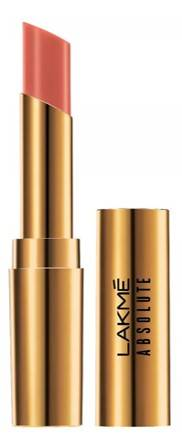 Lakme Absolute Argan Oil Lip Color Soft Nude 3 4g