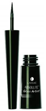 Lakme Absolute Gloss Artist Eye Liner Black 2 5ml