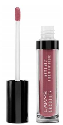 Lakme Absolute Matte Melt Liquid Lip Color Vintage Pink 6ml