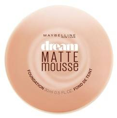 Maybelline Dream Matte Mousse Foundation Nude 18gm