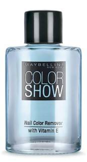 Maybelline New York Color Show Nail Paint Remover 30ml