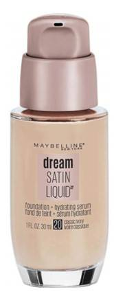 Maybelline New York Dream Liquid Mousse Foundation Classic Ivory 1 Fl Oz