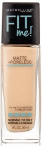 Maybelline New York Fit Me Foundation 115 Ivory 30ml