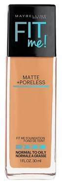 Maybelline New York Fit Me Foundation 330 Toffee 30ml