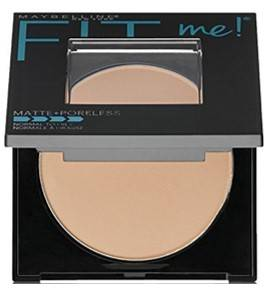 Maybelline New York Fit Me Matte Poreless Powder 120 Classic Ivory 8 5g
