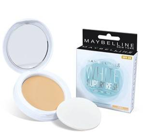 Maybelline New York White Super Fresh Compact Shell 8g