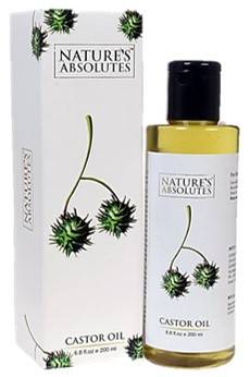 Nature S Absolutes Cold Pressed Castor Carrier Oil 200ml