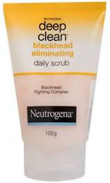 Neutrogena Deep Clean Black Head Eliminating Scrub 100gm