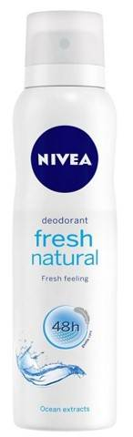 Nivea Fresh Natural Deodorant For Women 150ml