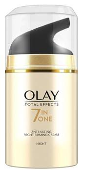 Olay Total Effects 7 In One Anti Aging Night Firming Treatment 50g