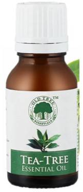 Old Tree Tea Essential Oil For Skin Hair And Acne Care 15ml
