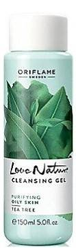 Oriflame Love Nature Tea Tree Cleansing Gel For Oily Skin 150ml