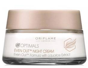 Oriflame Optimals Even Out Night Cream 50g