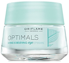 Oriflame Optimals White Seeing Is Believing Eye Cream 15ml