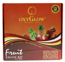 Oxyglow Fruit Facial Kit 165g