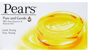 Pears Pure Gentle Soap Bar 125gm