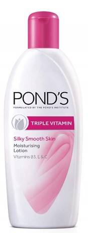 Pond S Triple Vitamin Moisturising Body Lotion 300ml