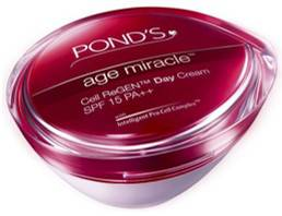 Ponds Age Miracle Cell ReGEN SPF 15 PA Day Cream 35gm