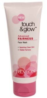 Revlon Touch And Glow Advanced Fairness Face Wash 100gm