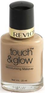 Revlon Touch And Glow Moisturising Makeup Natural Mist 20ml