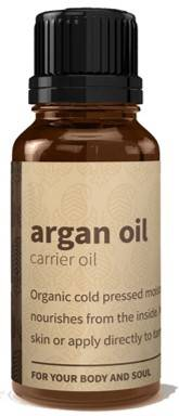 Rouh Essentials Pure And Organic Moroccan Argan Oil 15ml
