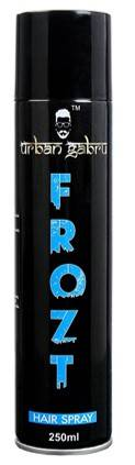 UrbanGabru Frozt Extreme Hold Hair Spray For Women And Men 250ml