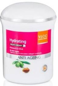 VLCC Hydrating Anti Ageing Night Cream 50g
