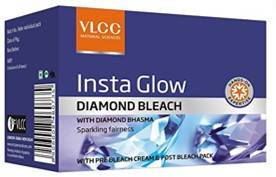 VLCC Insta Glow Diamond Bleach 60gm