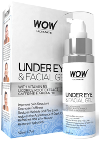 Wow Ultimate Under Eye And Facial Gel 50ml