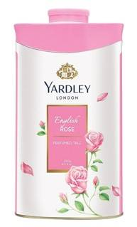 Yardley London English Rose Perfumed Talc For Women 250gm